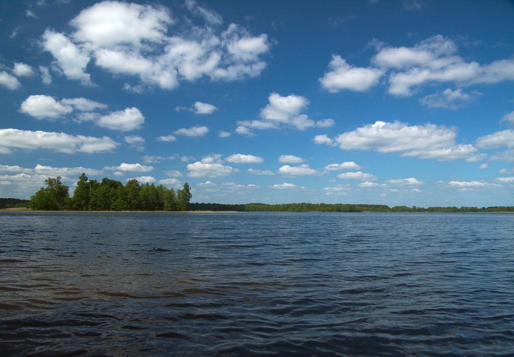 baltieji lakajai ezeras