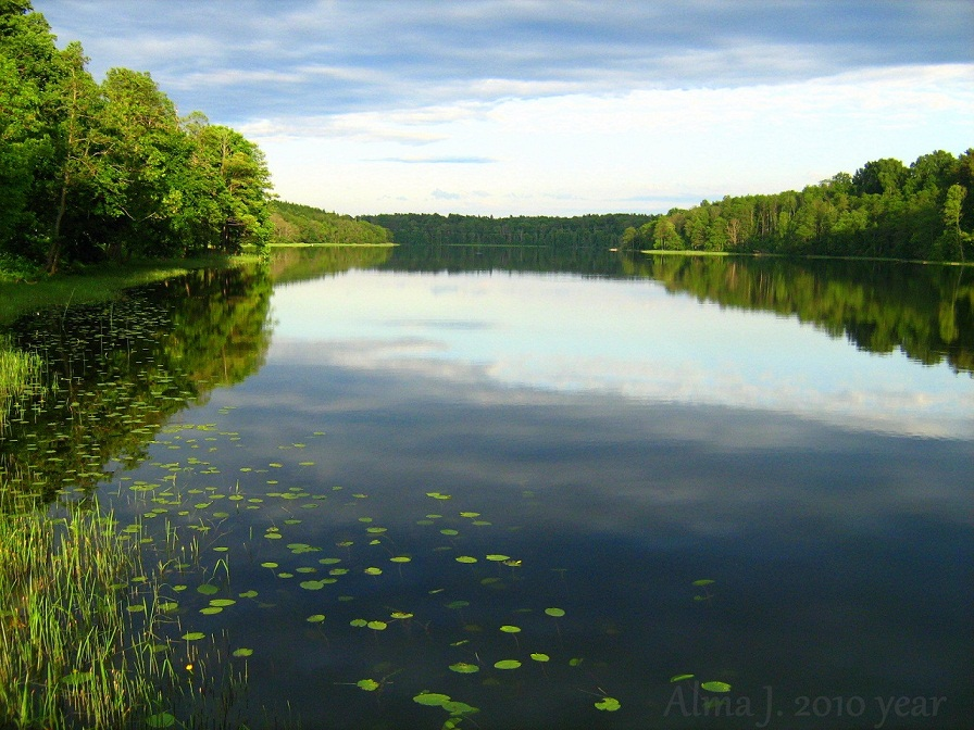 asvejos ezeras