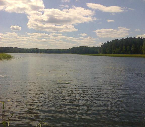 samavo ezeras samavas