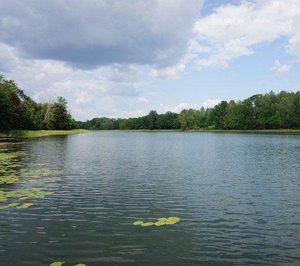 apšlavo ežeras