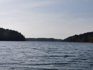 aisetas ežeras