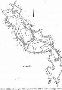 indrajai-batimetrinis-zemelapis